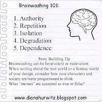 #storybuildingblocks,#fiction,#writingtips,#brainwashing,#persuasion,#character,#plot