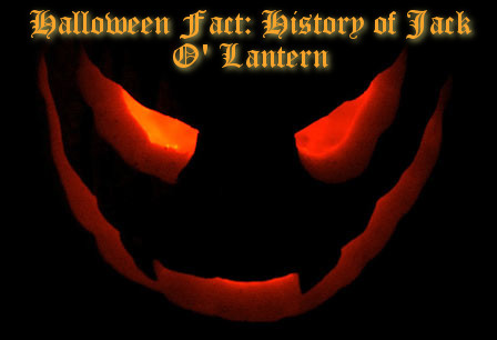 halloween fact history of jack o 39 lantern tonergreen eco friendly toners from the u s. Black Bedroom Furniture Sets. Home Design Ideas