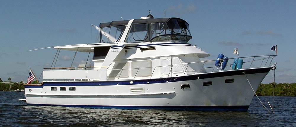 Life Aboard New Boat