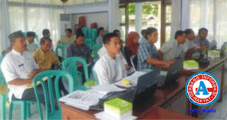 Bendahara Barang SKPD Ikuti Bintek Manajemen Aset