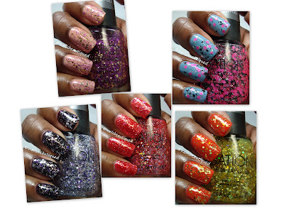 Sation Glitter I Collection