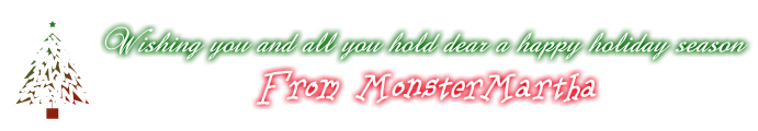 MonsterMartha.com