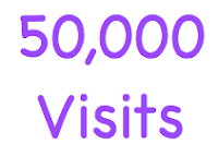 50 thousand visits!
