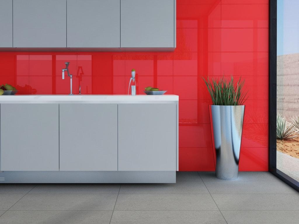 Ideas de revestimientos para las paredes de la cocina for Baldosas pared cocina
