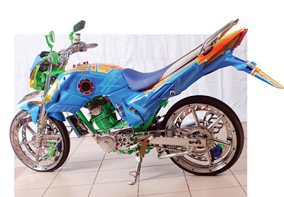 Buat Modif Honda Megapro
