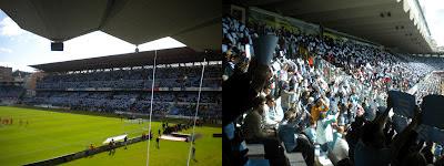 Balaídos, partido entre Celta y Deportivo en abril 2012
