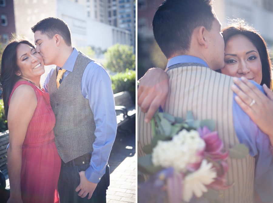 san francisco engagement session, nikki ritcher photography