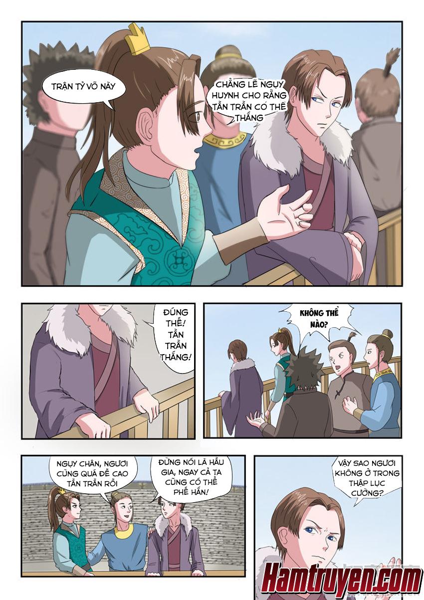 Võ Thần Chúa Tể Chapter 107 - Hamtruyen.vn