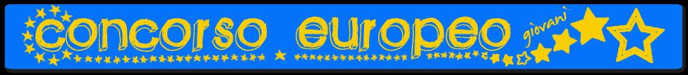 Concorso Scolastico Europeo