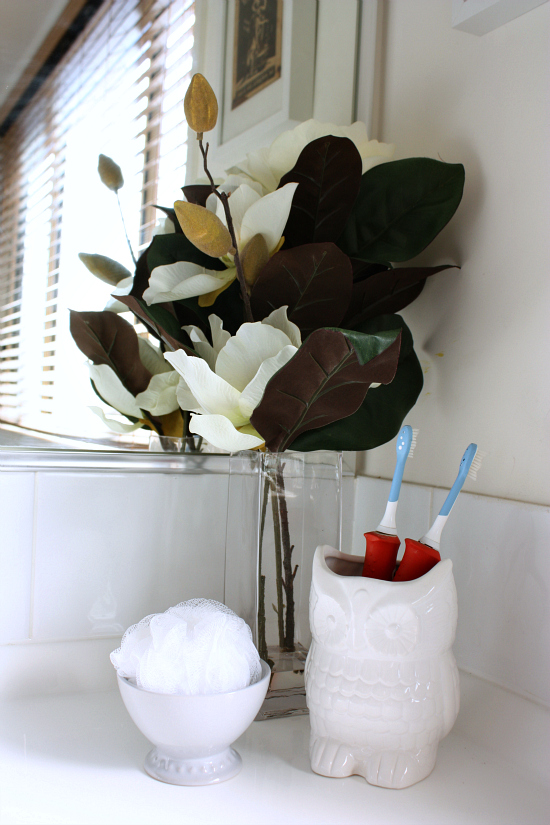 life as we know it...: How to update your bathroom with fresh ...