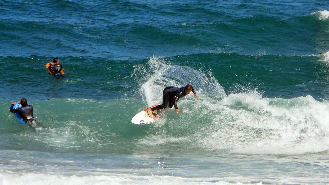 sesion surf sopelana el pasillo 22