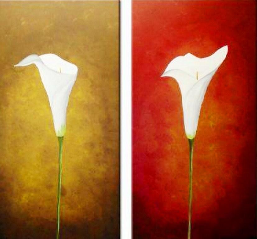 Cuadros pinturas oleos cuadros al oleo arte moderno - Pinturas de pared modernas ...
