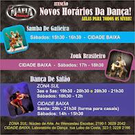 Aulas de Dança de Salão em Porto Alegre.