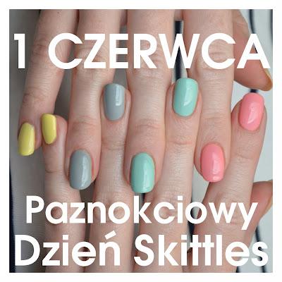 NOTD: Pastel skittles