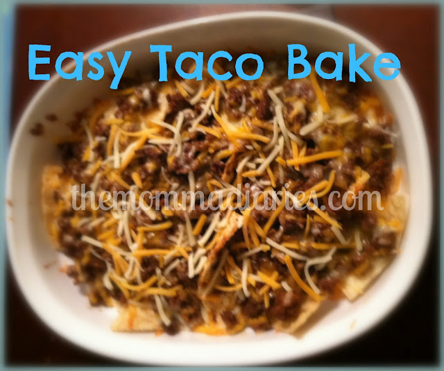 walking taco recipe