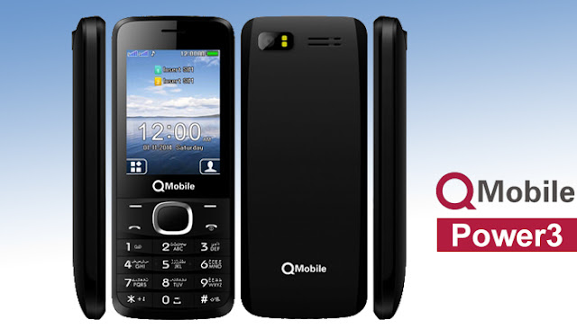QMobile Power3 Mobile