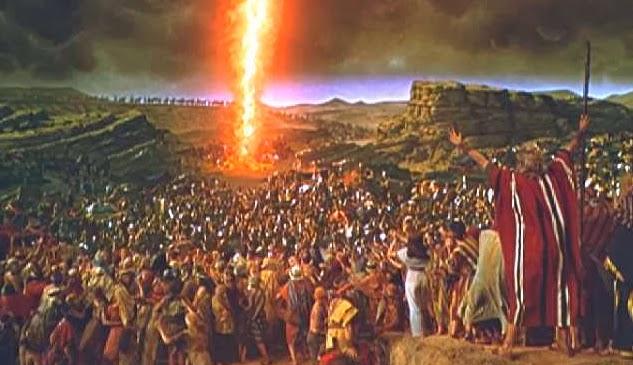 Une histoire abrégée de l`Ancien Testament – (avec images et cartes géographiques) Moises-%C3%A9xode