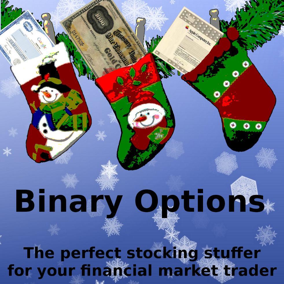 Trader binary options