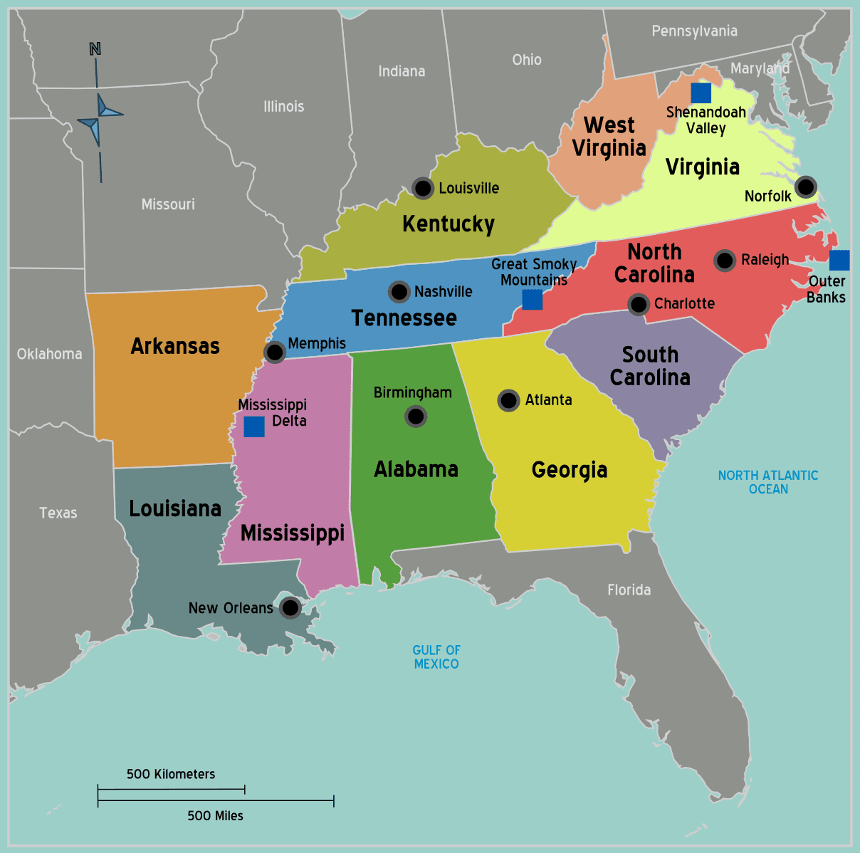 but when you live in the south the meaning of deep south has nothing to do with geography