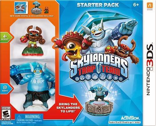 Starter Pack 3DS