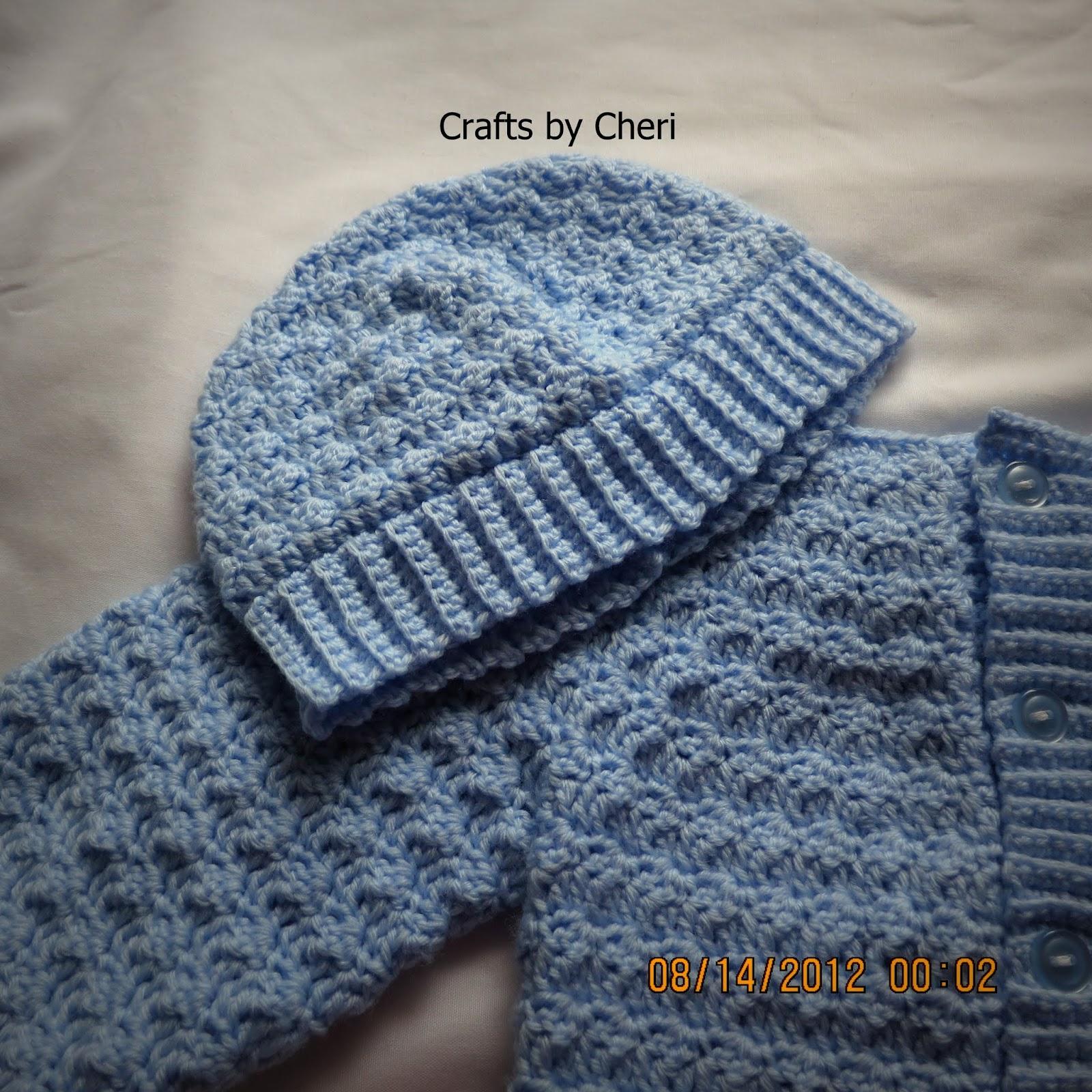 Cheri s Crochet Baby or reborn baby doll clothing or craftsbycheri