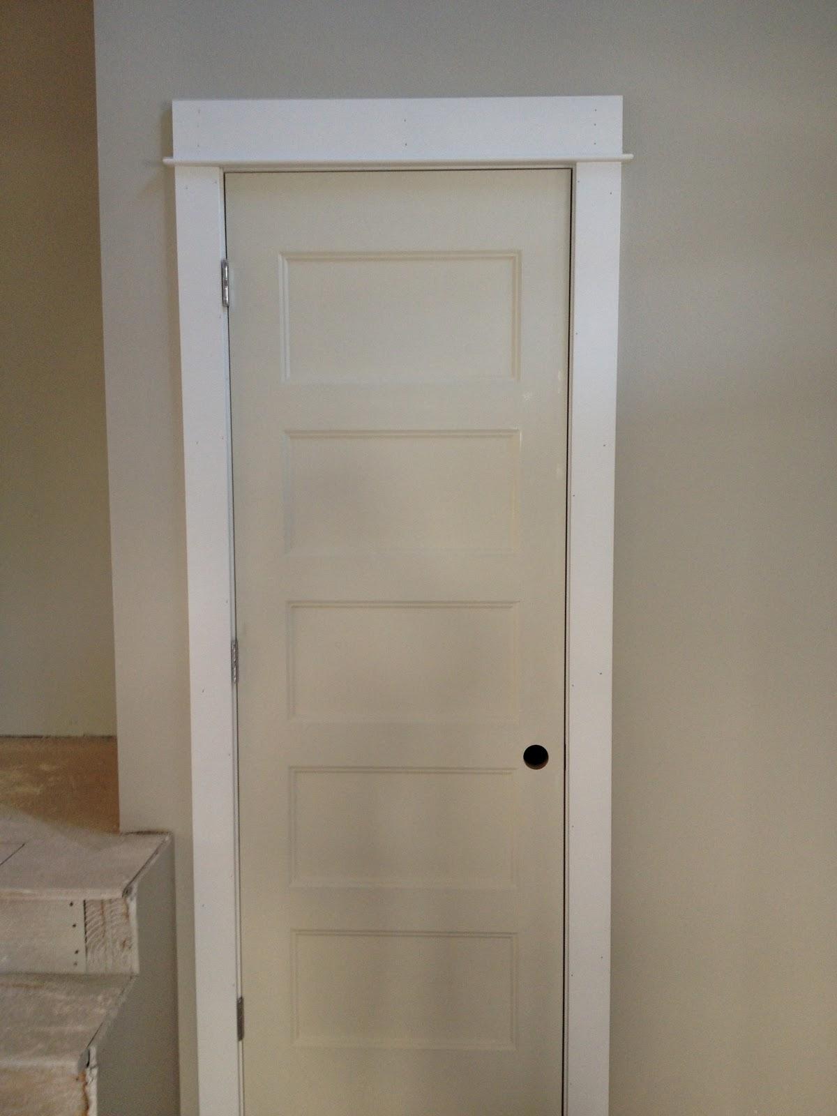 5 Panel Interior Doors Horizontal