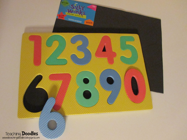 Building Number Sense with Easy to Make Number Puzzles