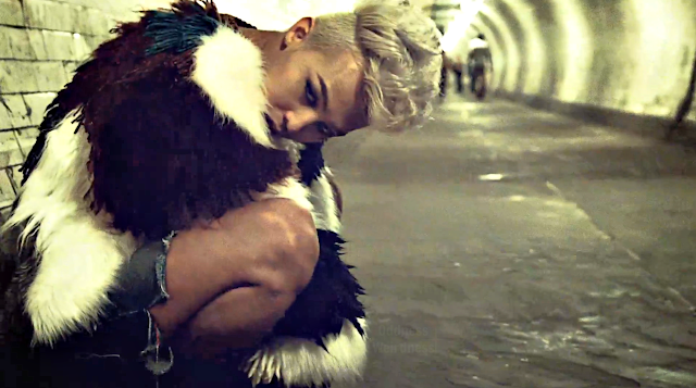 g-dragon crooked mv hq screencap 4
