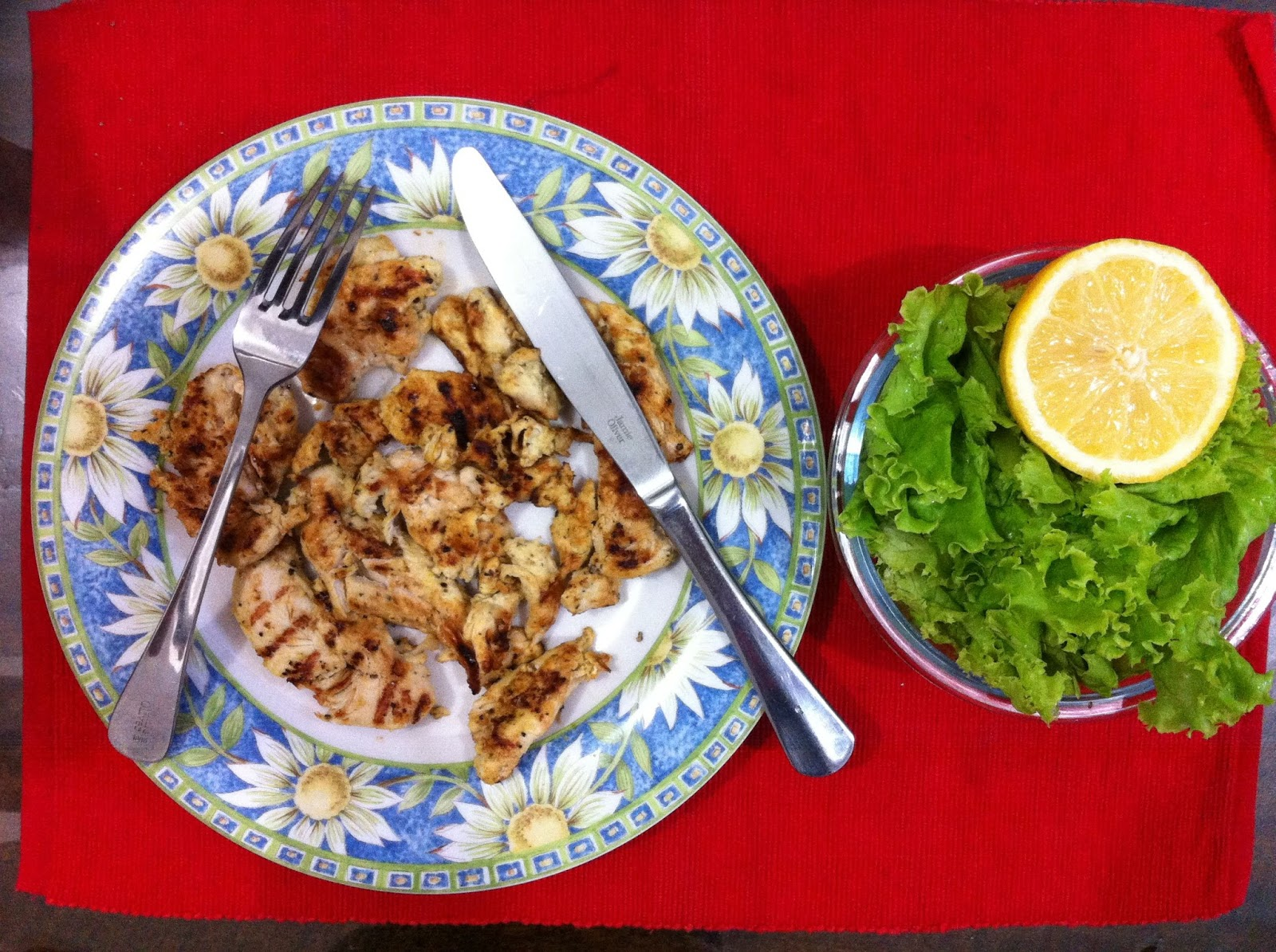 Resep Masak Ayam Diet Mayo