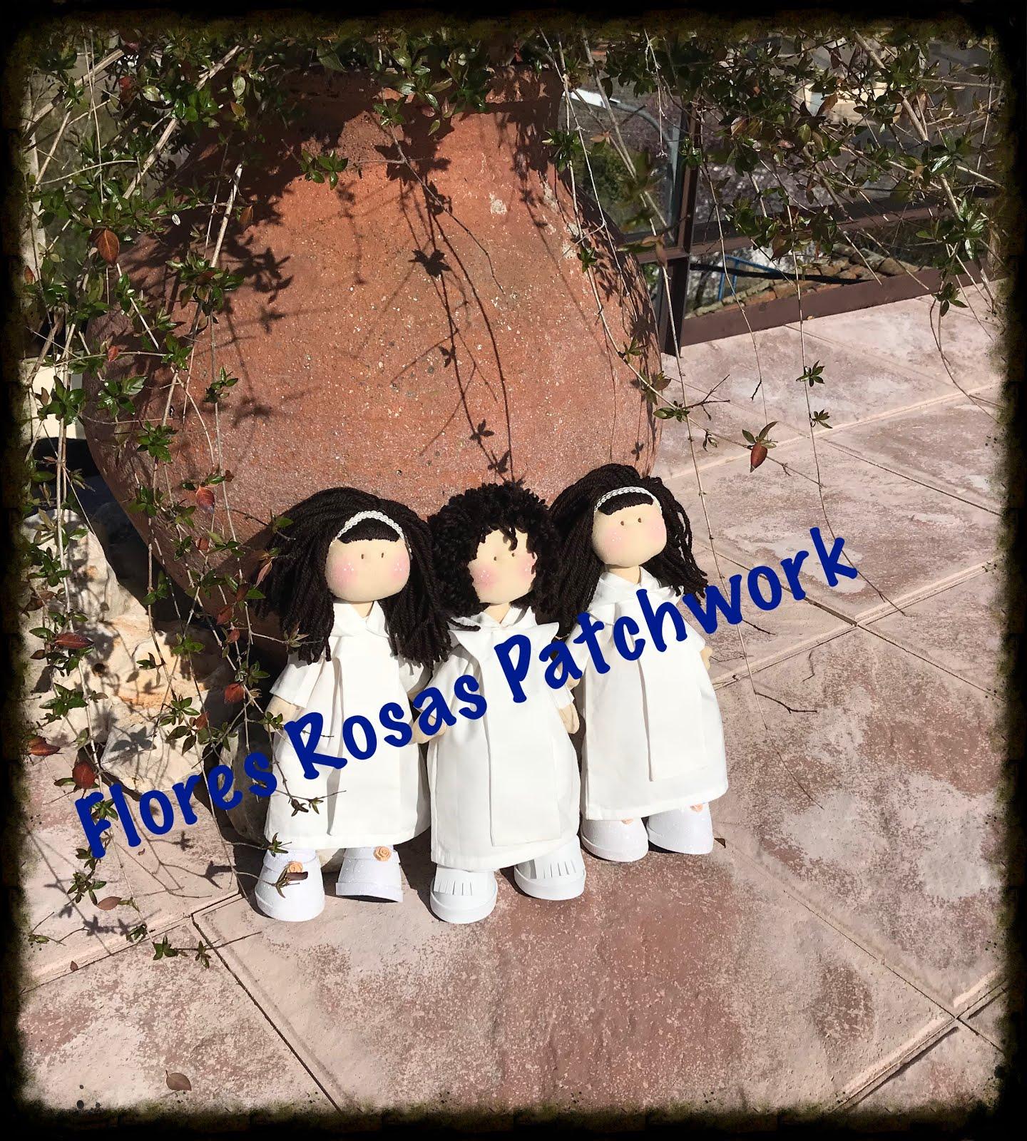 Muñecas de Comunion Blanca
