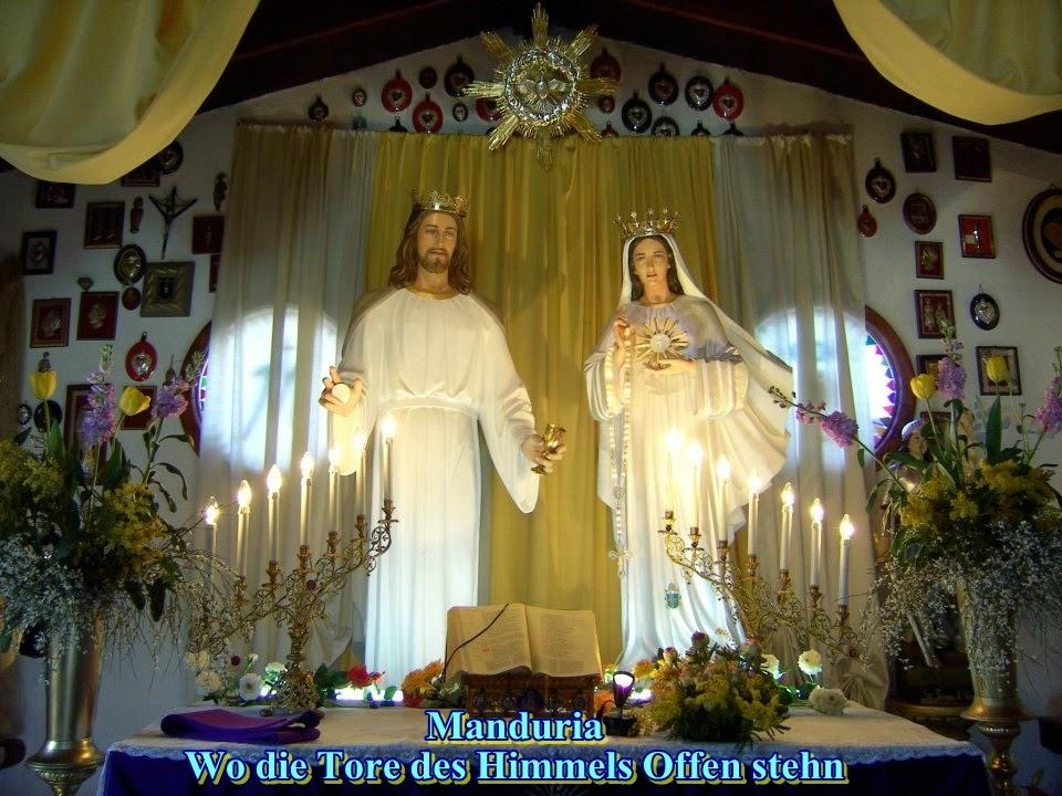 Jungfrau von der Eucharistie