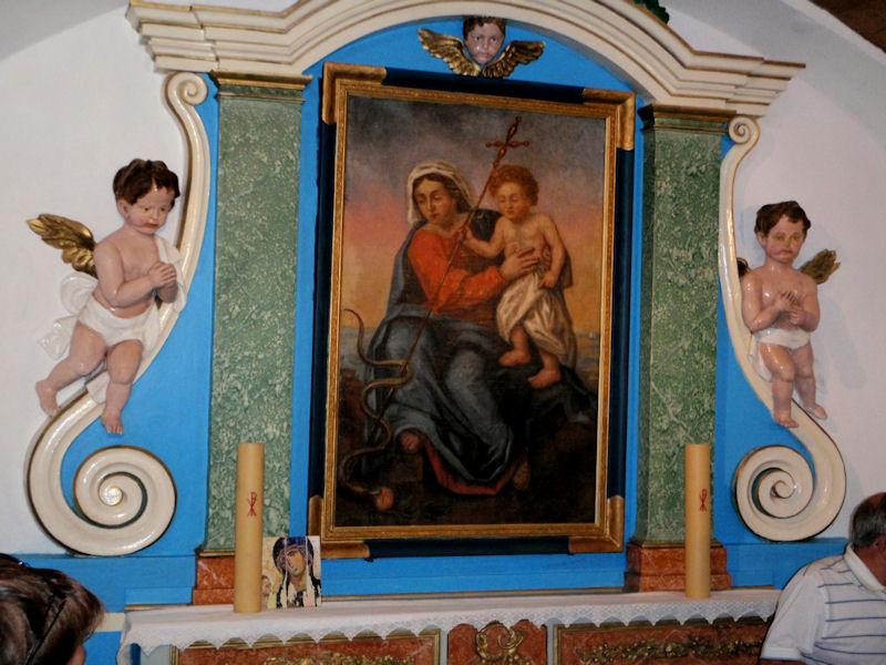 Urrugne tourisme journ es du patrimoine gros plan sur for Interieur d un couvent