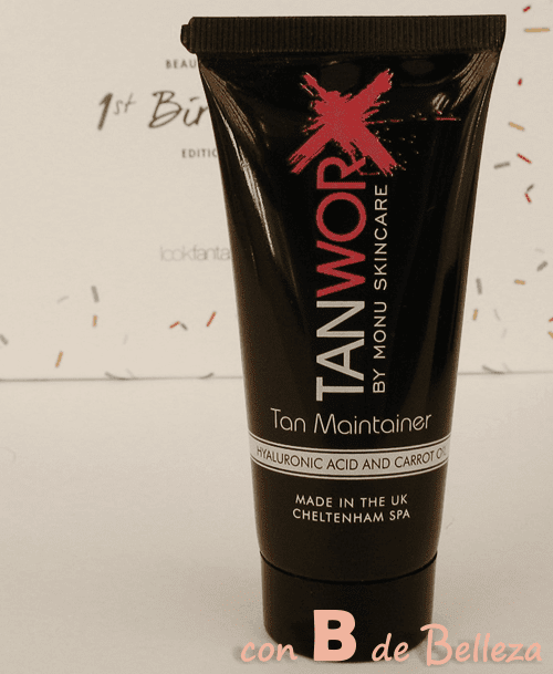 Tanworx tan mantainer