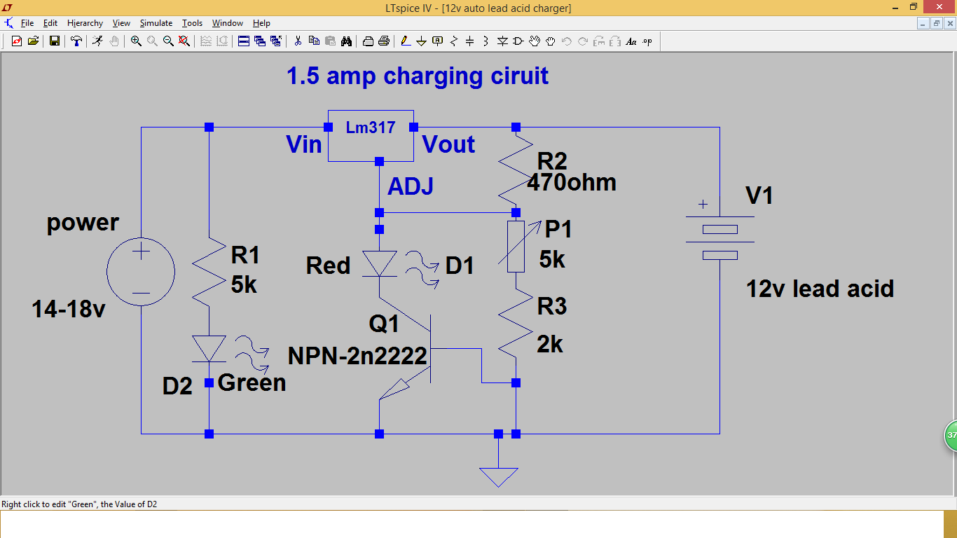 Ic Projects 2015 Maintainer Wiring Diagram 12v Automatic Lead Acid Charger Project 32