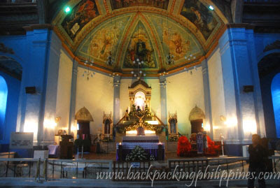 our lady of assumption parish dauis church bohol