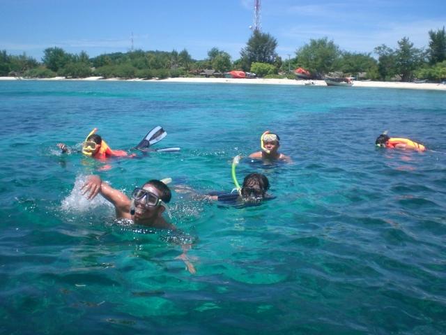Gili Trawangan Pulau Lombok 4