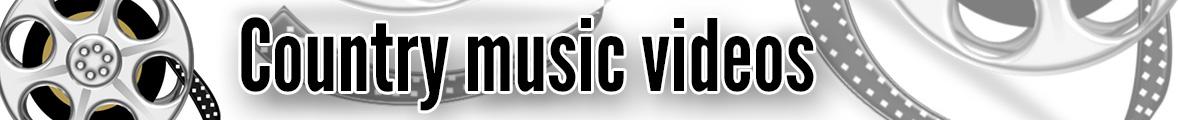 Videos de Música Country