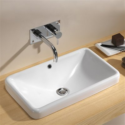 Recessed Wall Sink : Borchert Building Blog: Plumbing in a remodeling project