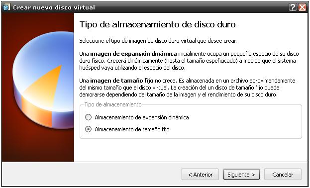 Instalacion y Configuracion de VirtualBox