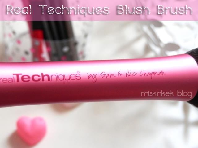 Real Techniques Allik Fircasi Blush Brush