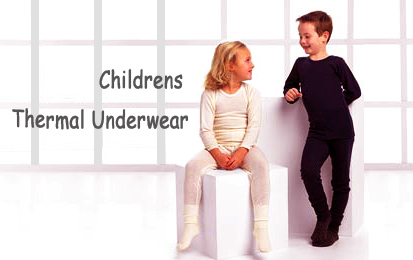 Finding Best Thermal Underwear for Children ~ Trendy Costume ...