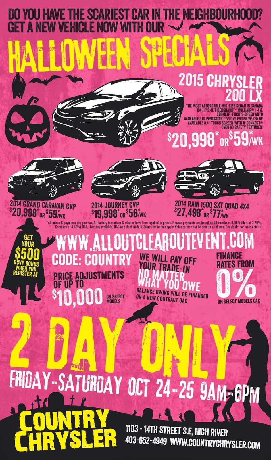 The Country Chrysler Blog
