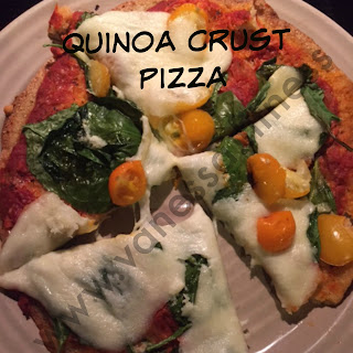 quinoa, clean eating pizza, healthy pizza recipe, weightloss, 21 Day Fix recipe
