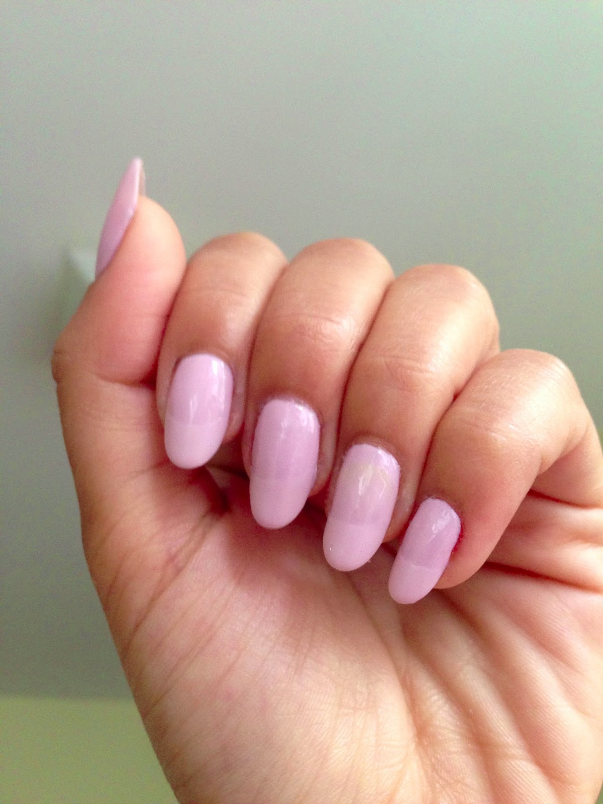 Tip Almond Nails