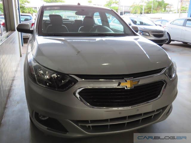Chevrolet Cobalt LTZ 2016 - Prata