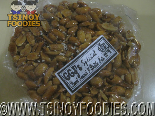 ggj special sweet peanut and brittle nuts