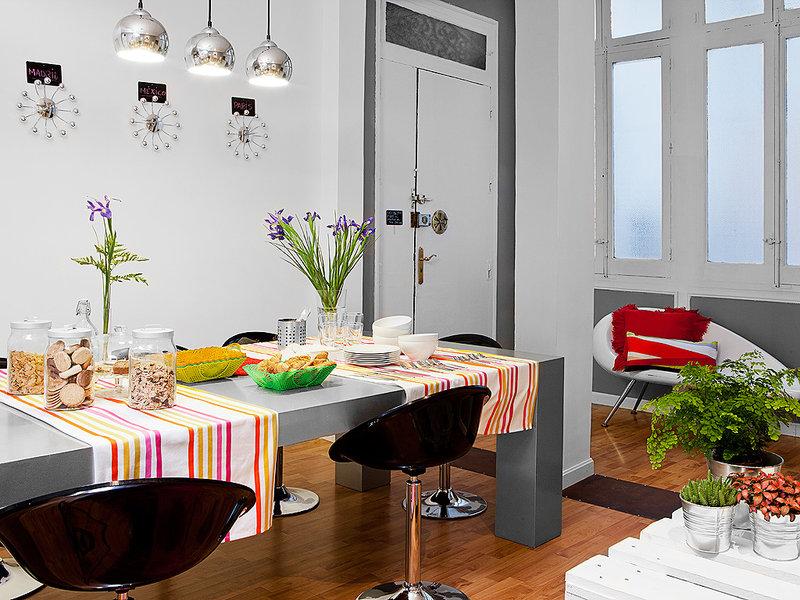 Decoraci n f cil la residencia perfecta para estudiantes - Decoracion piso de estudiantes ...