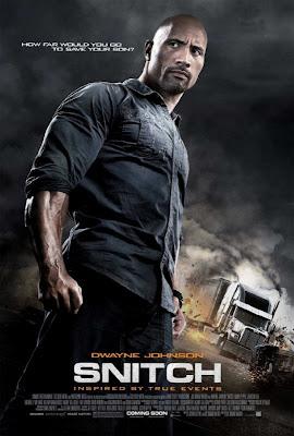 Poster do filme Snitch (O Acordo)
