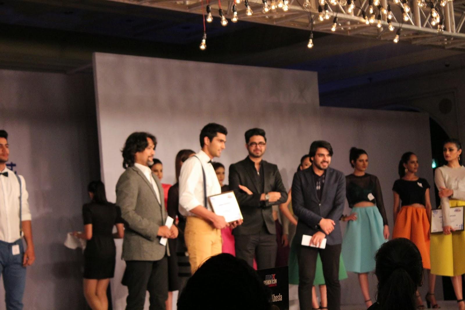 Shivan and Narresh - MAX Fashion Icon 2014 In Collaboration  With Cosmopolitan Magazine Grand Finale - All Pictures, Uncut Version