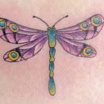 Imagens de Tatuagens de Libélulas